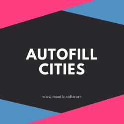 Autofill cities